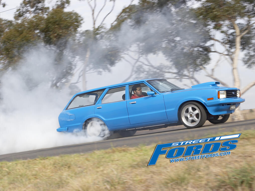 Ford Te Cortina