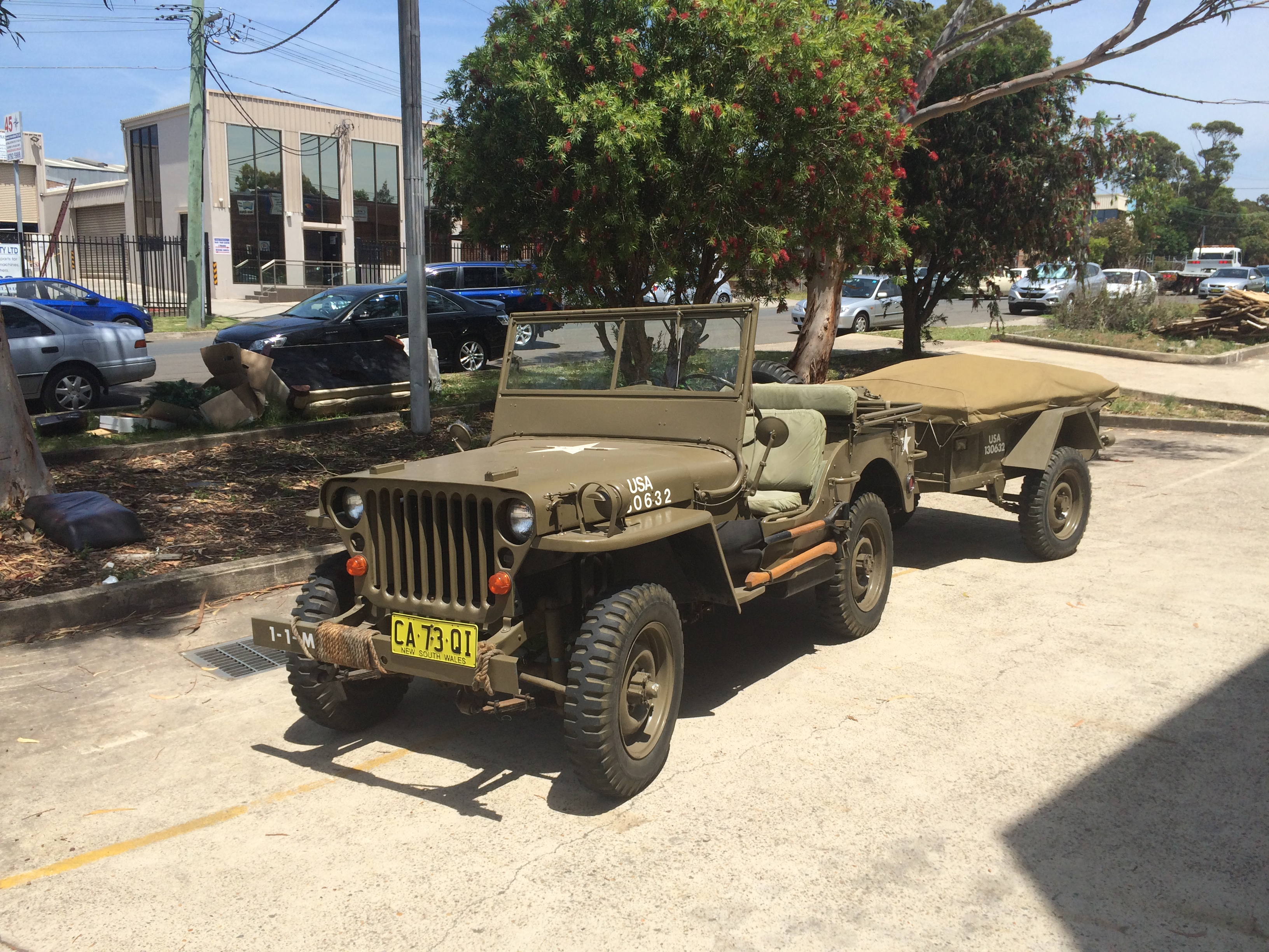 Jeep Willys Jeep
