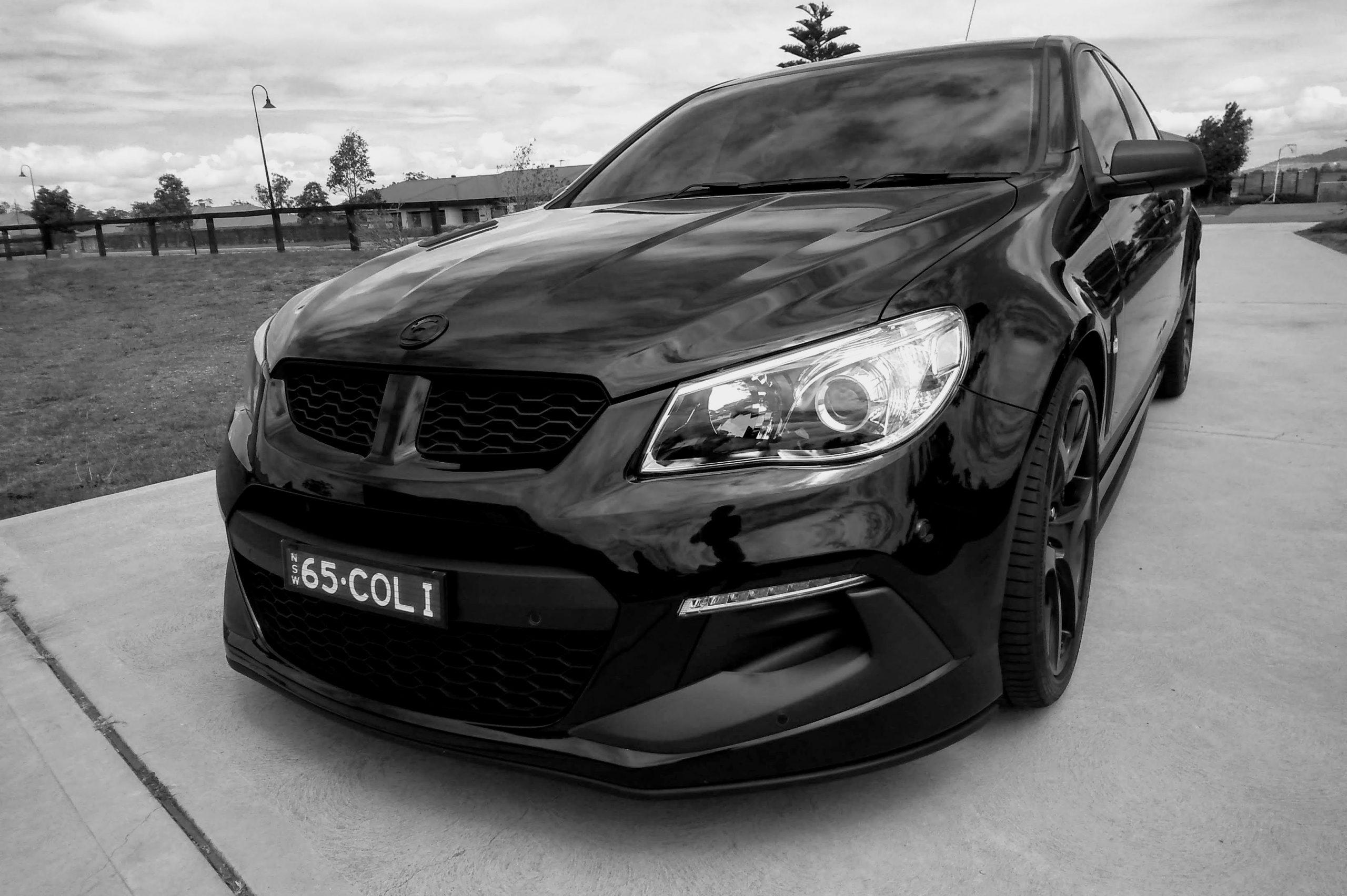 Holden R8clubsport