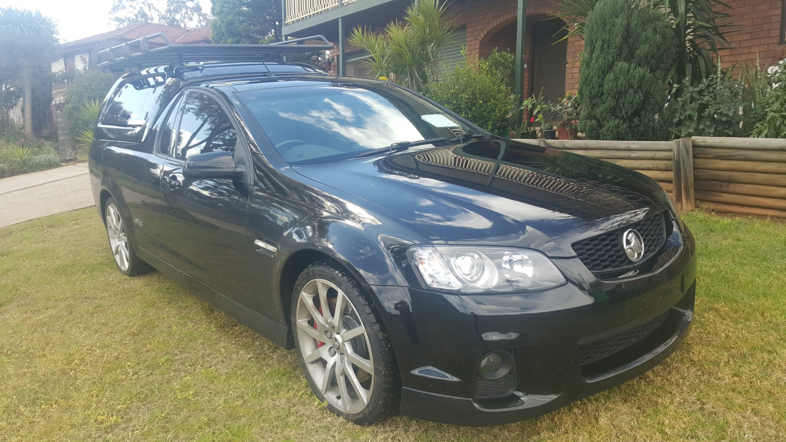 Holden Commodore Ve Ssv Redline Ute